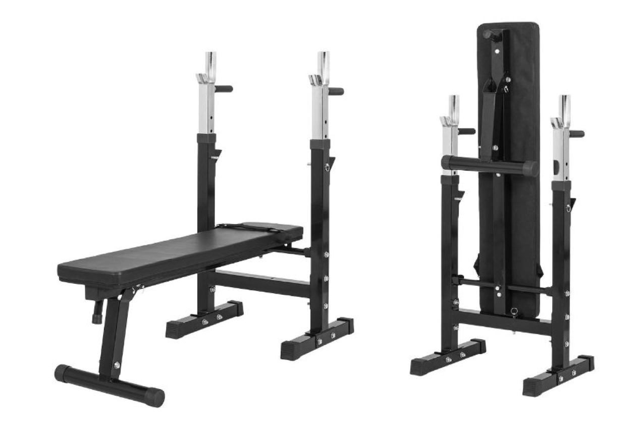 Banc de musculation Gorilla Sports