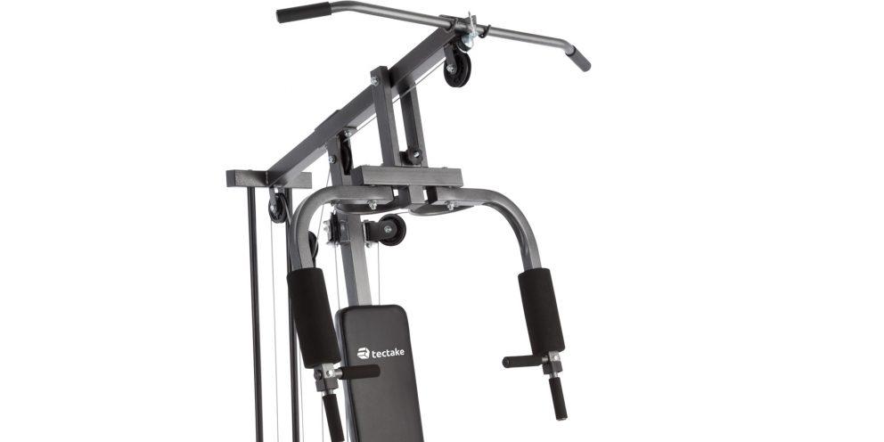 Une station de musculation pas cher ? Tectake biensûr: